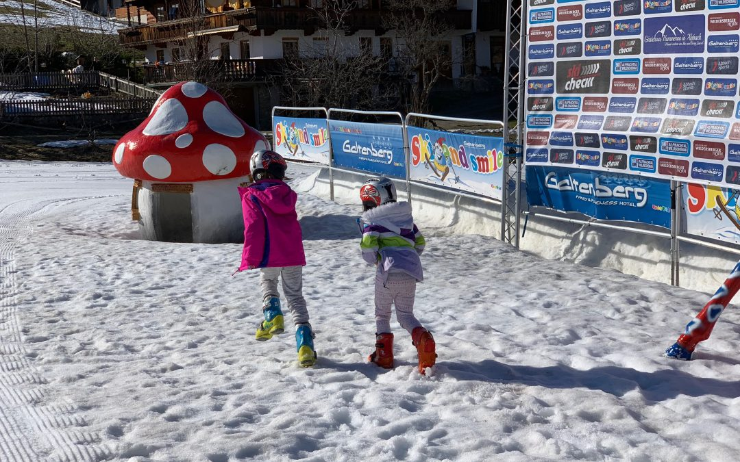 Best Ski Resort for Families; Skiing with Beginners