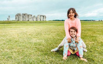 Stonehenge For Kids