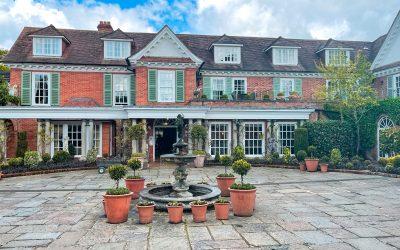 Chewton Glen Hotel and Spa – A luxury UK Family Hotel