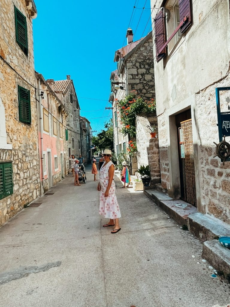 Croatia island tour